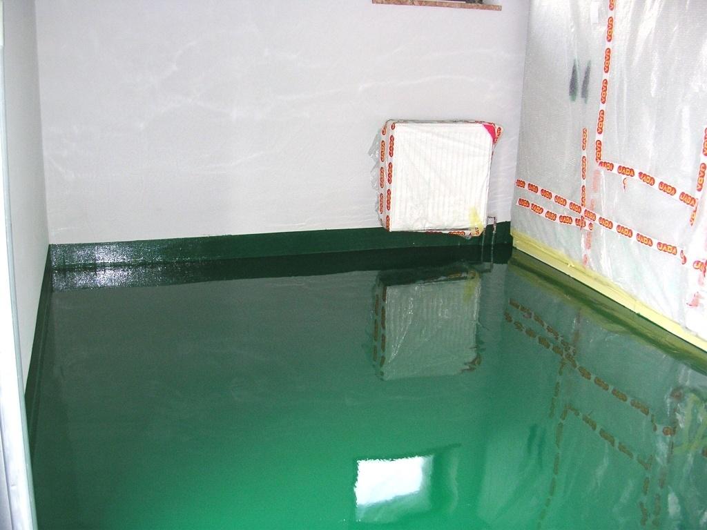 epoxidové podlahy do garáže - Malacky