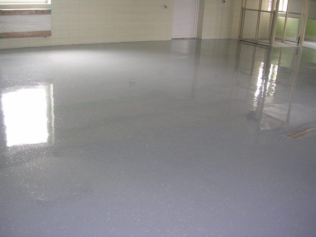 Priemyselné epoxidové podlahy