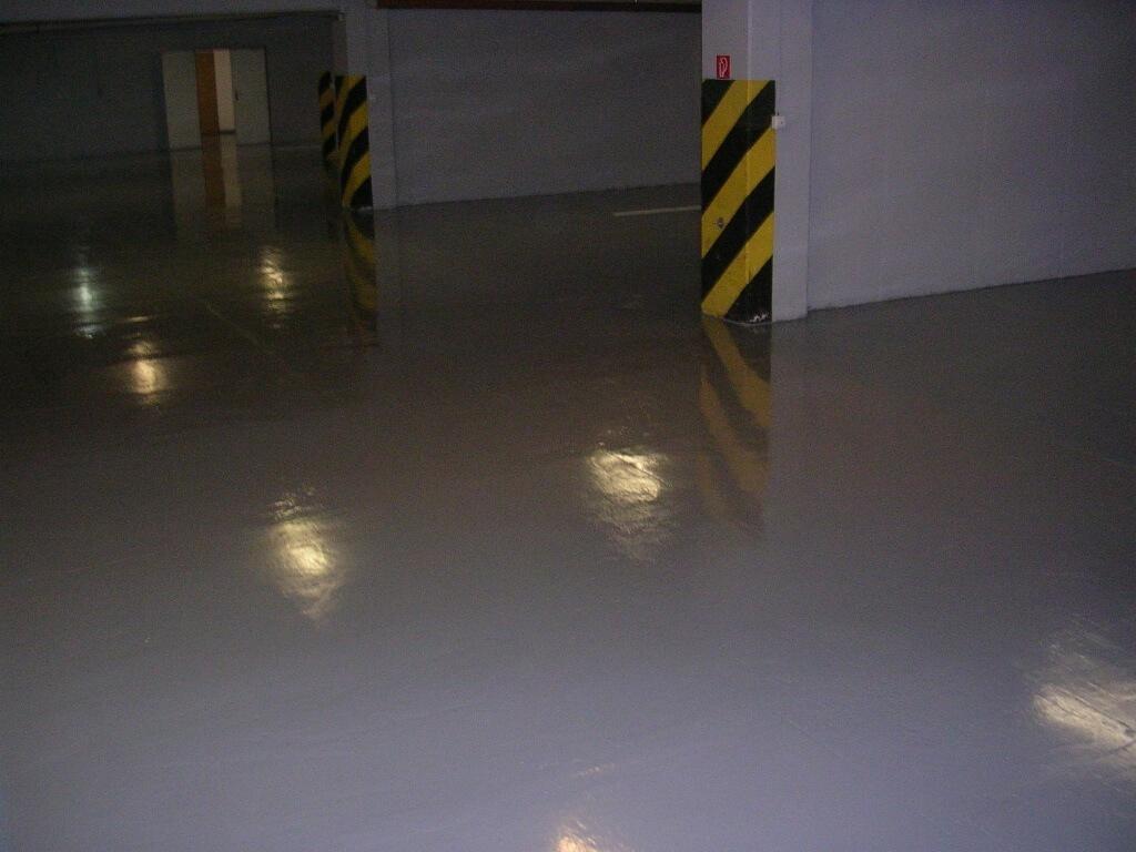 priemyselná podlaha do garáže cena