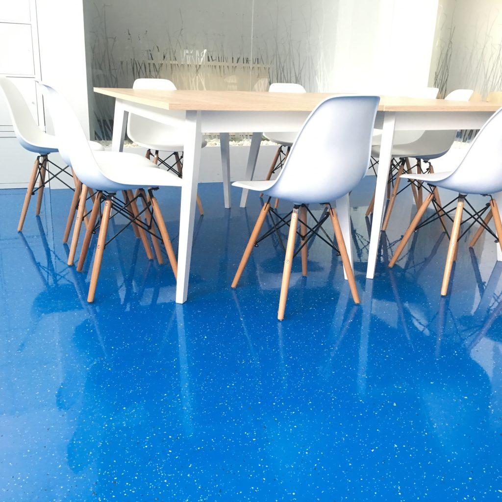 Antistatická podlaha do kuchyne - farby ral, skúsenosti