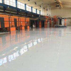 Epoxidové podlahy - živicové, vodeodolné, predaj