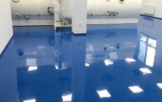 Priemyselné podlahy v zdravotníckych zariadeniach
