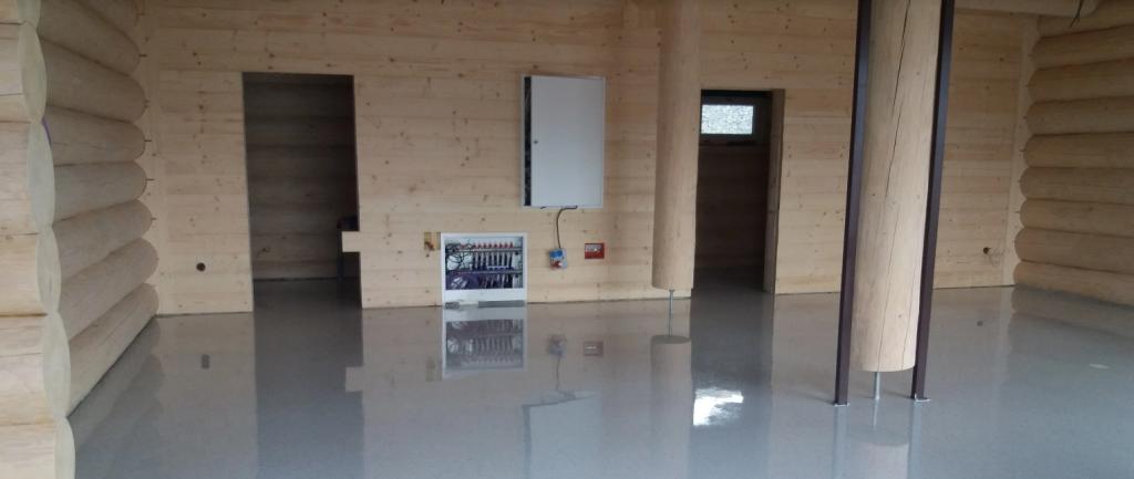 liata podlaha do domu - cena