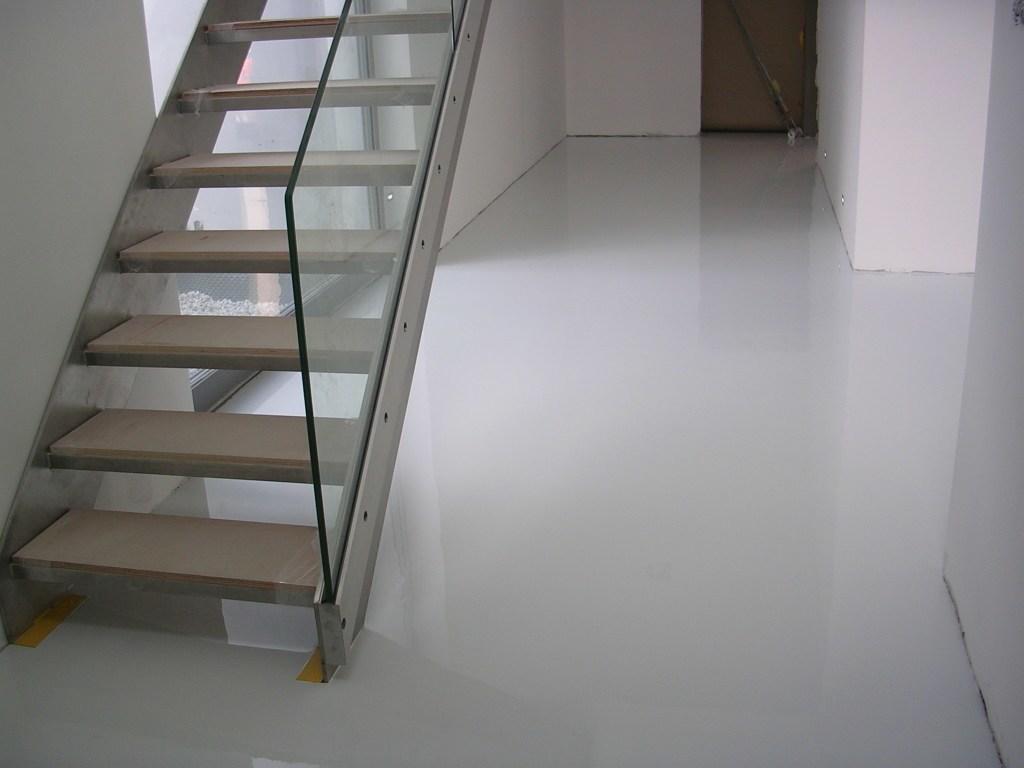 Liata podlaha do domu