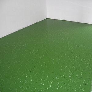 živicová podlaha do garáže