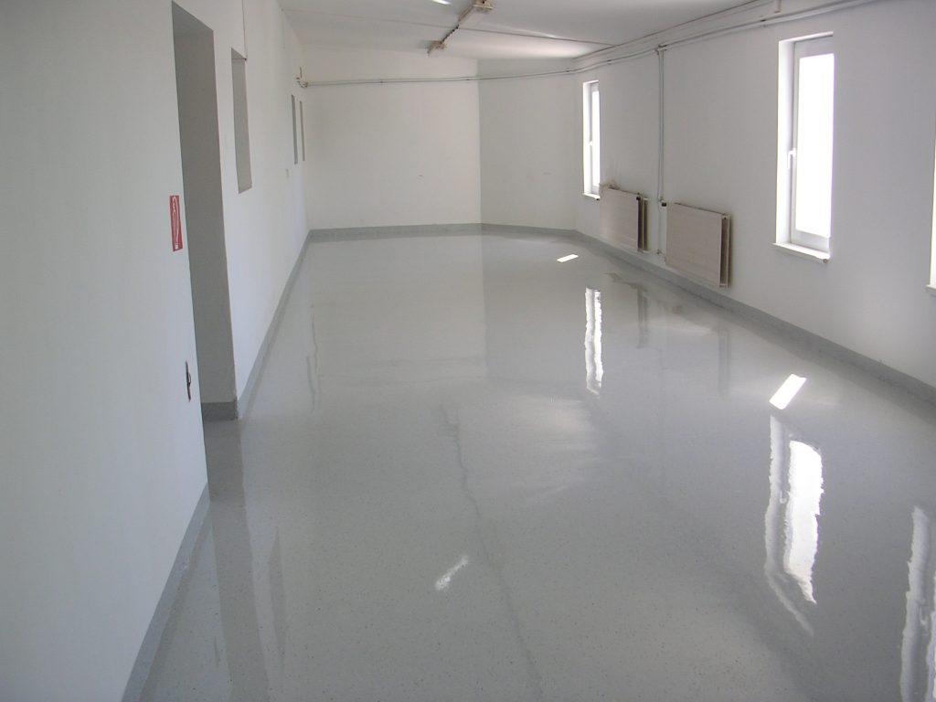 Liata podlaha do interiéru - antistatická, cenník