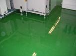 Liata epoxidová podlaha pre výrobné priestory - cena na m2
